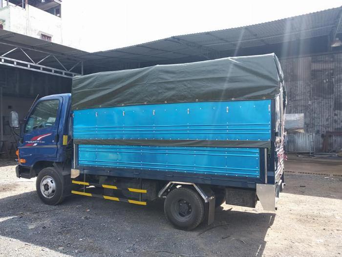 Hot Hot xe tải Hyundai N250 Khuyến mại tặng thùng