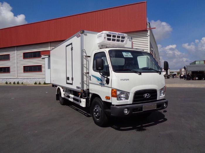 xe tải 6 tấn 9 HYUNDAI thùng dài 4 mét 8 giá hấp dẫn 3