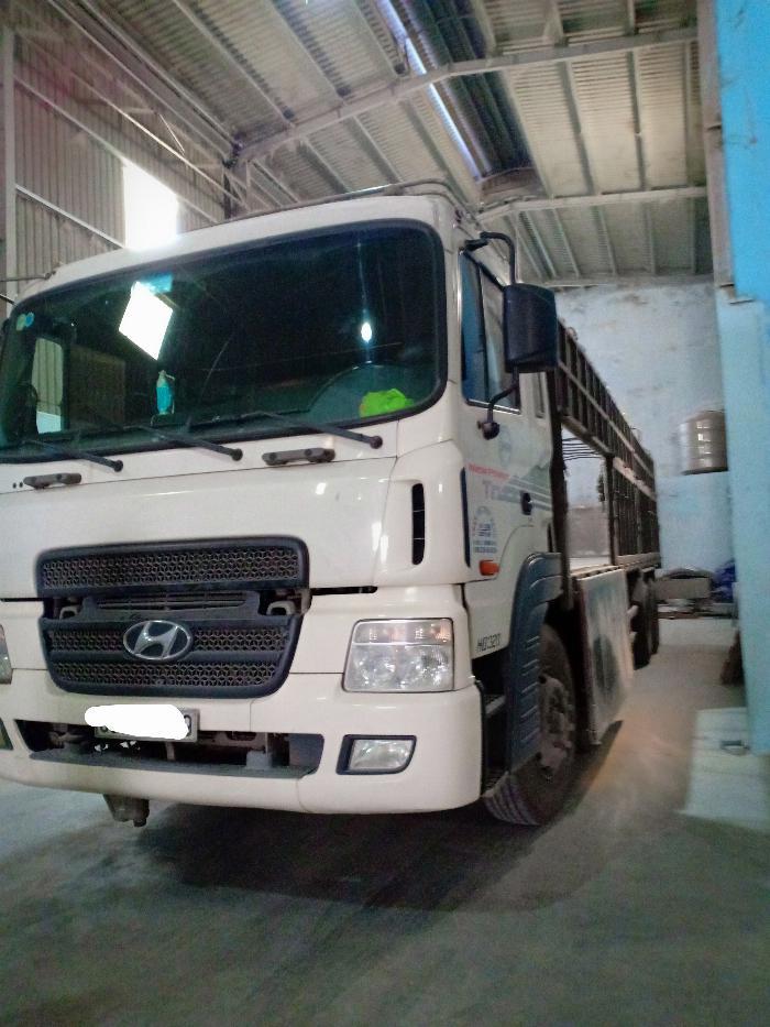Xe tải thùng HUYNDAI 320 2