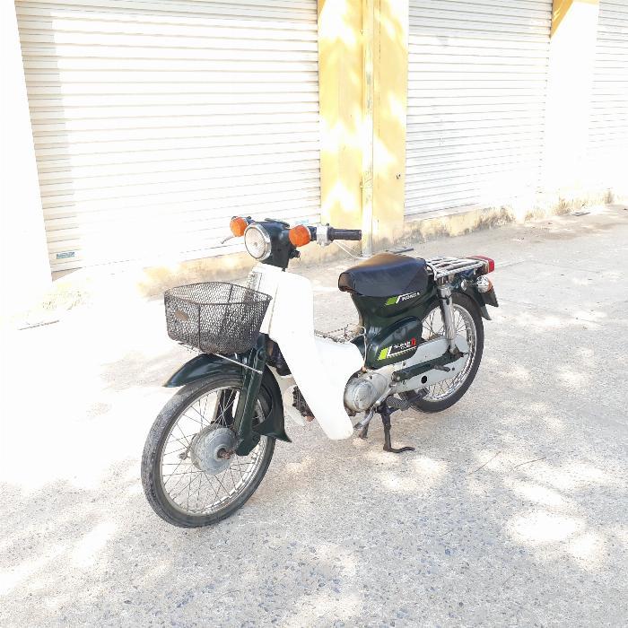 Cub 81 Honda Nhật nguyên bản 70cc biển Hà Nội