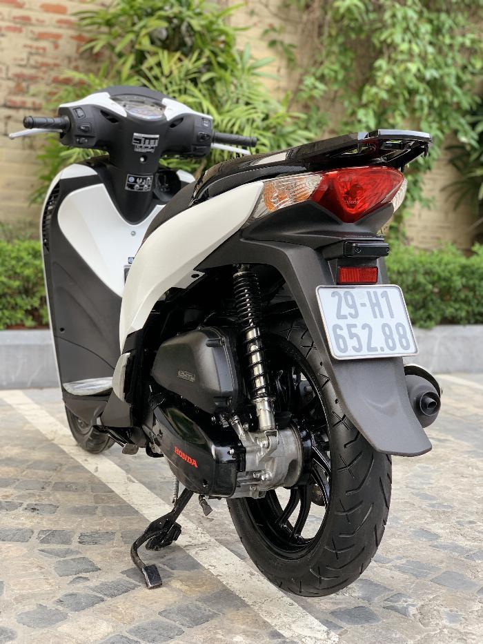 Cần bán SH Việt 150 Full nhập 2016 màu Trắng Sport- biển Vip