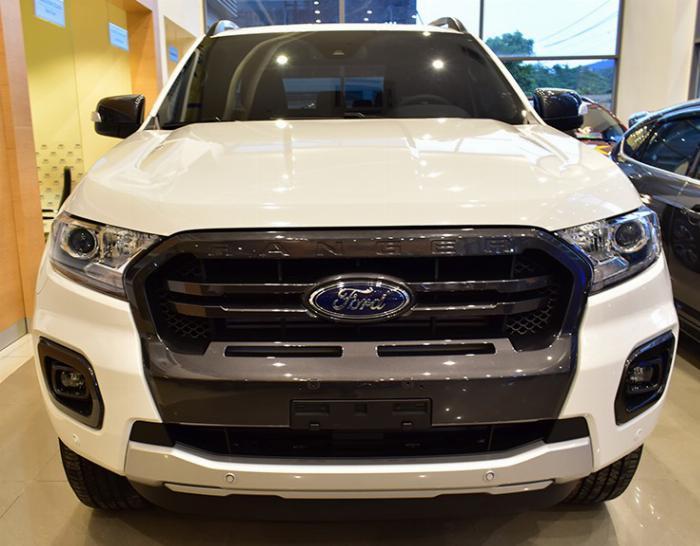 Ranger Wildtrak tồn kho 2018, 4x2, số tự động, giá 850 triệu