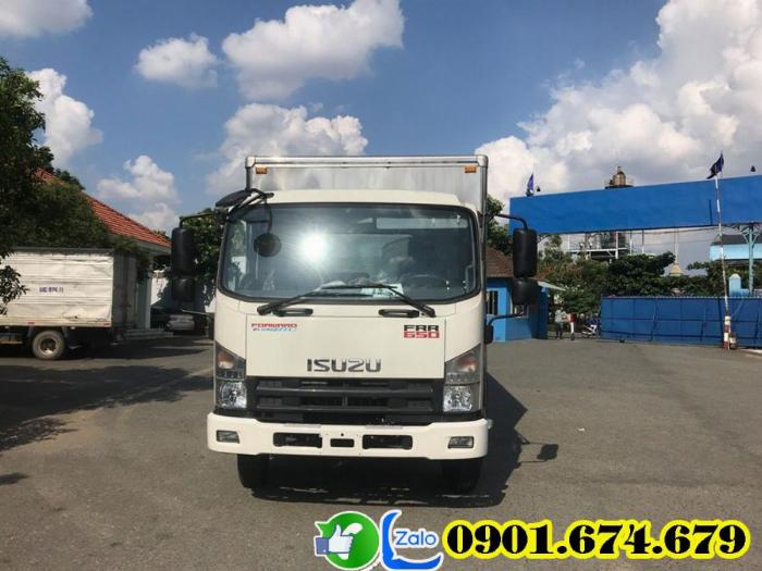 Xe tải Isuzu  6.2 tấn FRR650 - model 2019