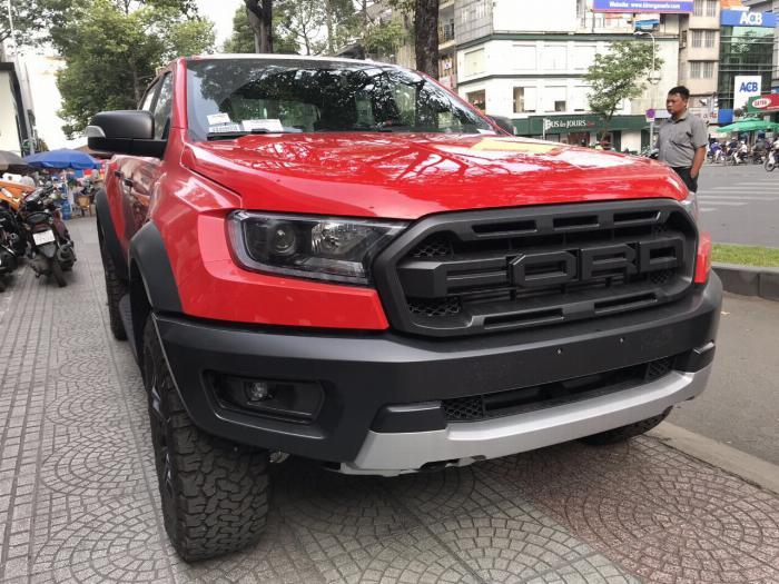 Ranger Raptor siêu bán tải giá mềm + Phụ kiện