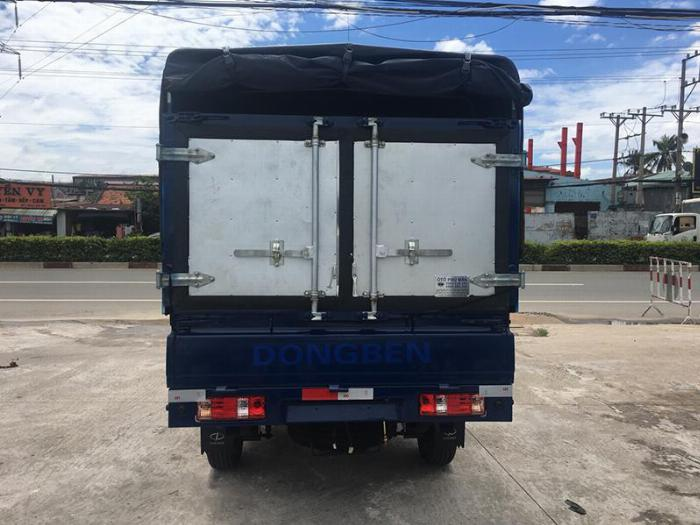 DONGBEN 870kg  đại lý xe tải nhỏ