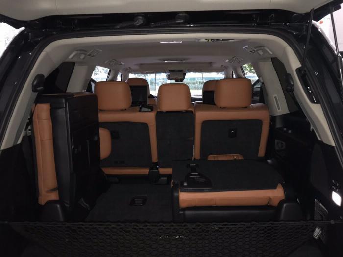 Lexus LX570 sản xuất và đăng ký 2016,màu đen,nội thất nâu,1 chủ từ đầu,có hóa đơn VAT . 5