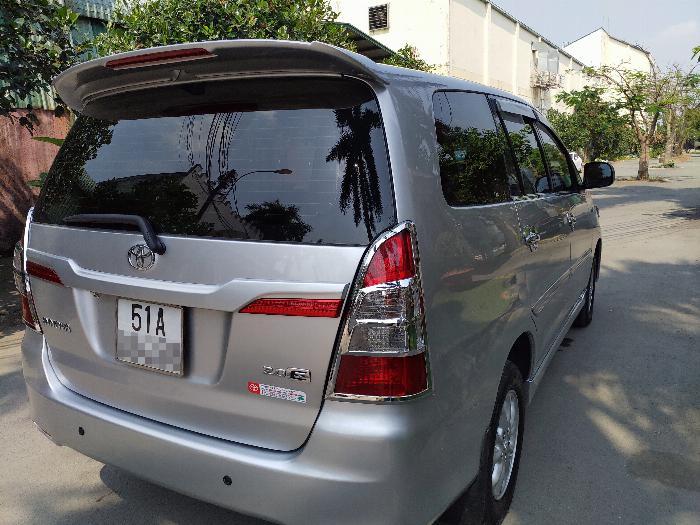 Bán Toyota Innova e 2014 chính chủ đứng tên 3
