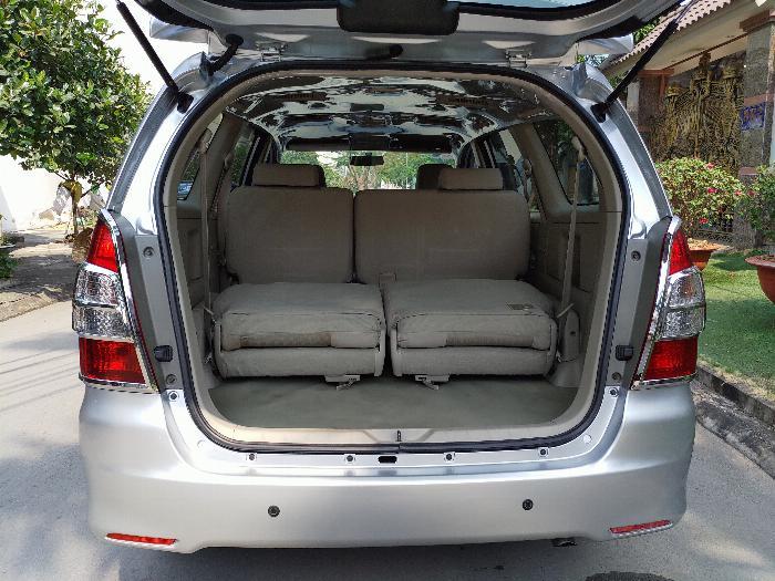 Bán Toyota Innova e 2014 chính chủ đứng tên 11