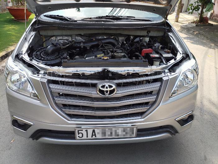 Bán Toyota Innova e 2014 chính chủ đứng tên 15