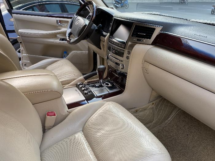 Bán Lexus LX570 Nhâp Mỹ ,màu vàng,sản xuất 2014,đăng ký 2016,xe siêu mới . 4