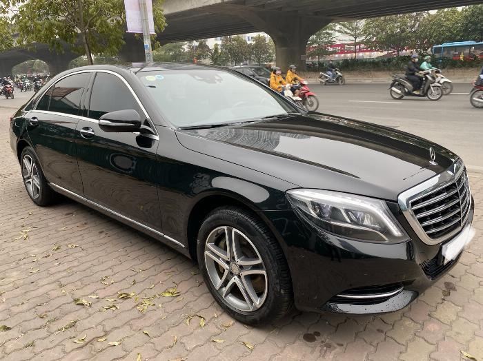Bán Mercedes S400 ,sản xuất 2014,1 chủ từ đầu ,biển Hà Nội,xe cực đẹp . 2