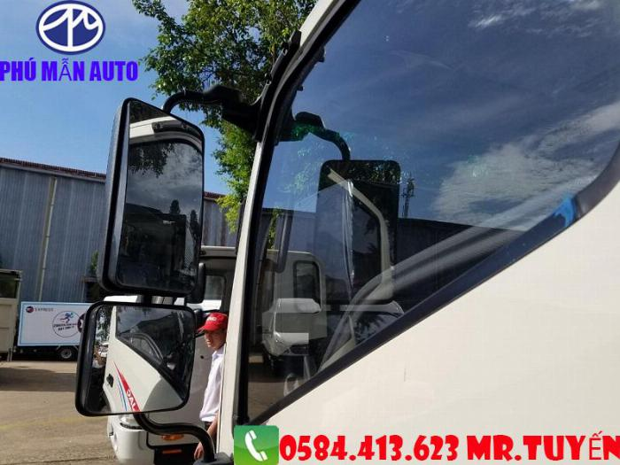 Bán xe tải JAC N650| Xe tải jac 6t5 Cabin Vuông 2020| Xe tải jac 6t5 Động cơ DEV Đức 9