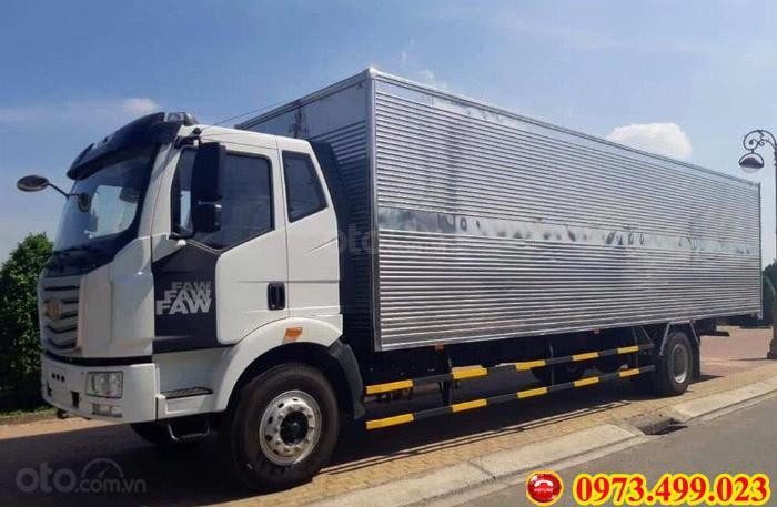 Bán xe faw 9.25 tấn thùng dài 9.7 m