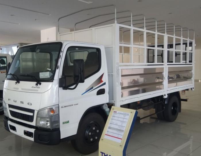 Xe tải mitsubishi 2 tấn có hỗ trợ trả góp lãi suất ưu đãi thủ tục nhanh chóng 3