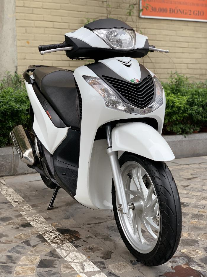 Cần bán SH Việt 125 Full nhập 2016 màu Trắng cực chất. 8