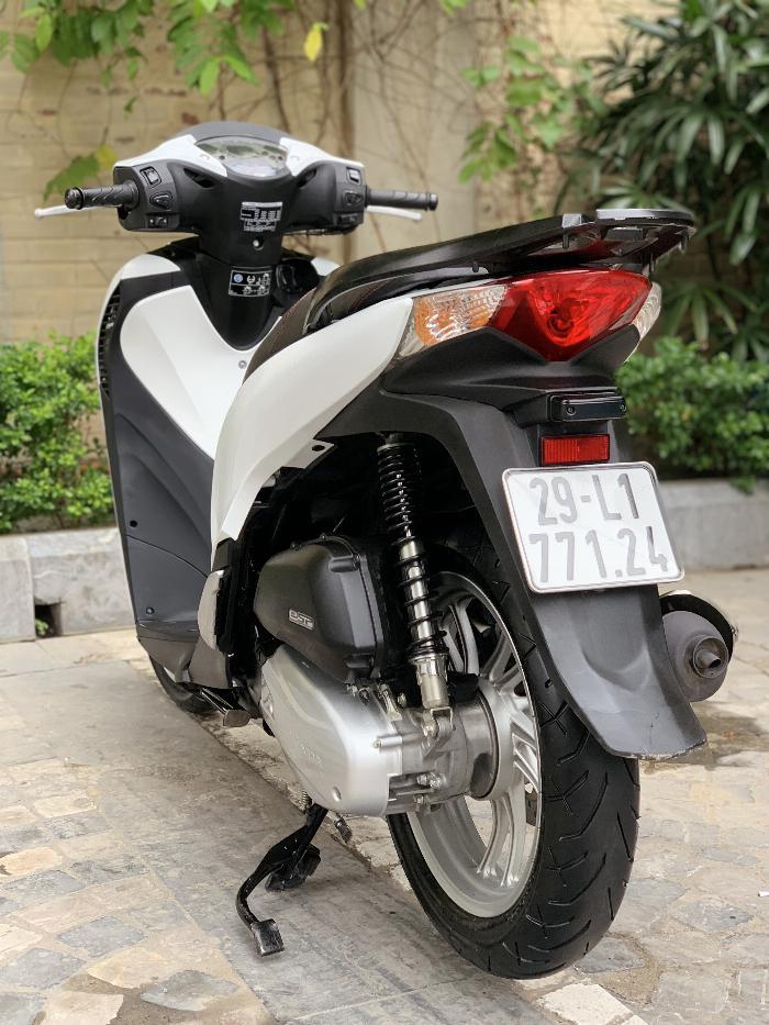 Cần bán SH Việt 125 Full nhập 2016 màu Trắng cực chất. 1