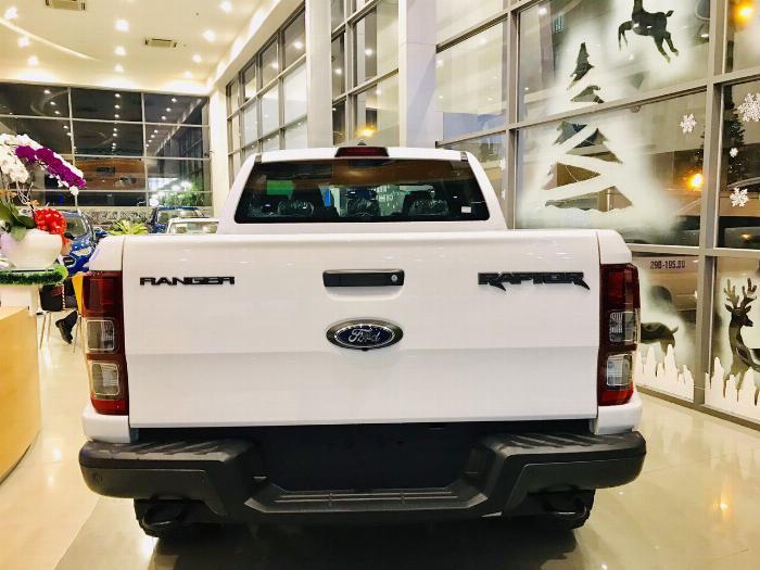 Ford Raptor 2019 số lượng có hạn