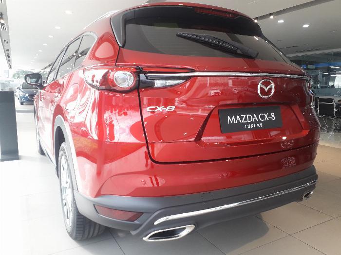 Mazda CX-8 mới Tặng 100 triệu, nhận xe ngay 0