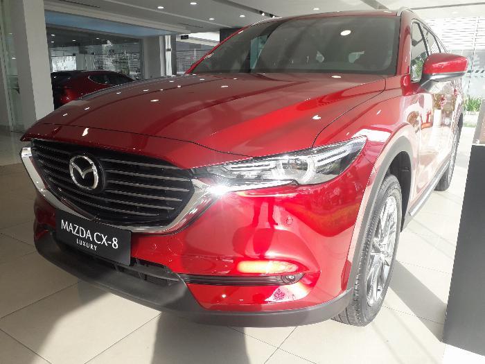 Mazda CX-8 mới Tặng 100 triệu, nhận xe ngay 6