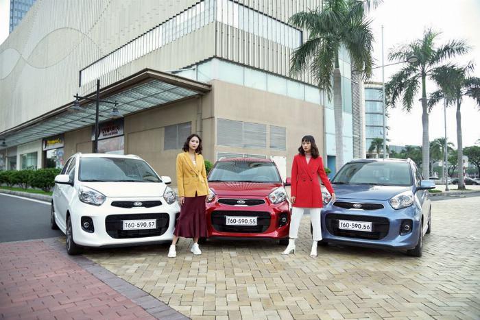 Kia Morning sản xuất năm  Số tự động Động cơ Xăng