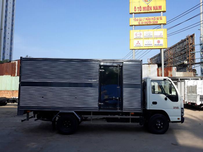 Xe tải ISUZU QKH(QKR270). Tải trọng 1,9 tấn. xe vào thành phố 2