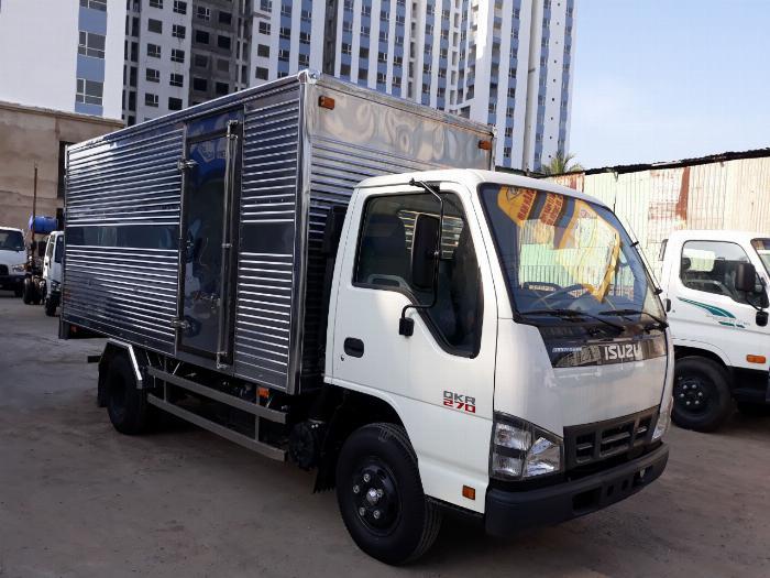Xe tải ISUZU QKH(QKR270). Tải trọng 1,9 tấn. xe vào thành phố 0