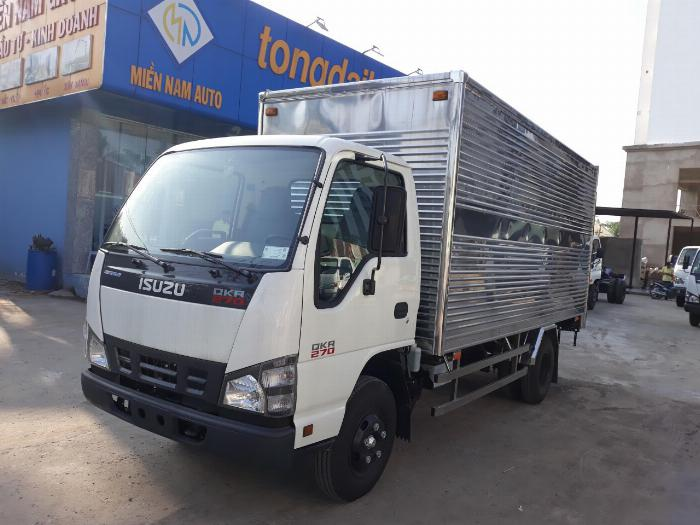 Xe tải ISUZU QKH(QKR270). Tải trọng 1,9 tấn. xe vào thành phố 5