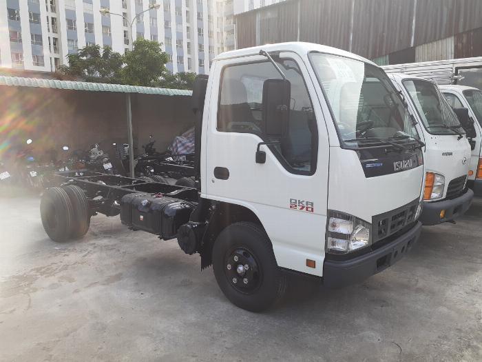Xe tải ISUZU QKH(QKR270). Tải trọng 1,9 tấn. xe vào thành phố 3