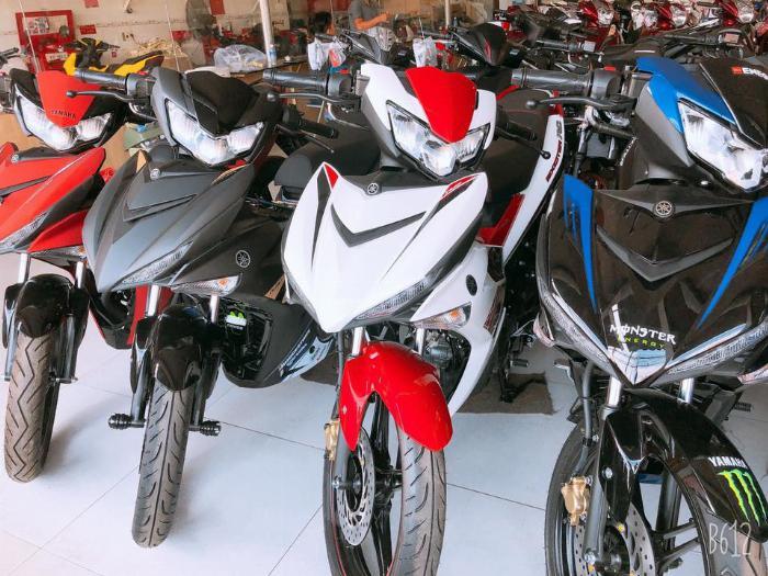 Yamaha Exciter sản xuất năm 2018