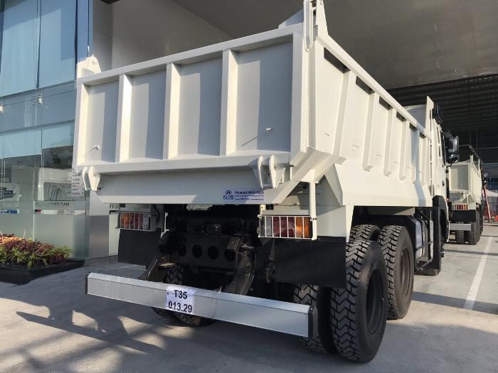 Giá Xe ben Hyundai HD 270 (nhập khẩu) 10 khốí 15 tấn. Hổ trợ 70 - 90% 2