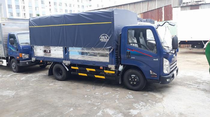Xe Tải IZ65(máy ISUZU) Tải 1,9 tấn 2,4 tấn 3,5 tấn. Cho mọi người chọn 3