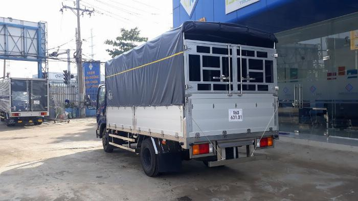 Xe Tải IZ65(máy ISUZU) Tải 1,9 tấn 2,4 tấn 3,5 tấn. Cho mọi người chọn 1