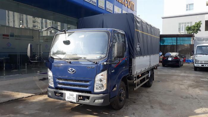 Xe Tải IZ65(máy ISUZU) Tải 1,9 tấn 2,4 tấn 3,5 tấn. Cho mọi người chọn 4