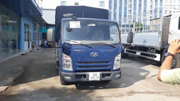 Xe Tải IZ65(máy ISUZU) Tải 1,9 tấn 2,4 tấn 3,5 tấn. Cho mọi người chọn 5