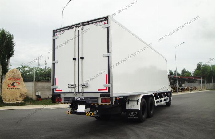 Giá xe tải Hino FL ( Thùng Đông Lạnh Quyền ). Tải 15 tấn 2