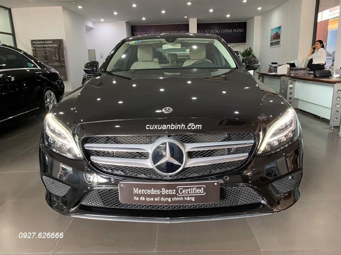 Mercedes-Benz C200 sản xuất năm 2019 Số tự động Động cơ Xăng
