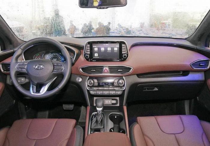 Hyundai Santafe 2020, đủ màu giao ngay 6