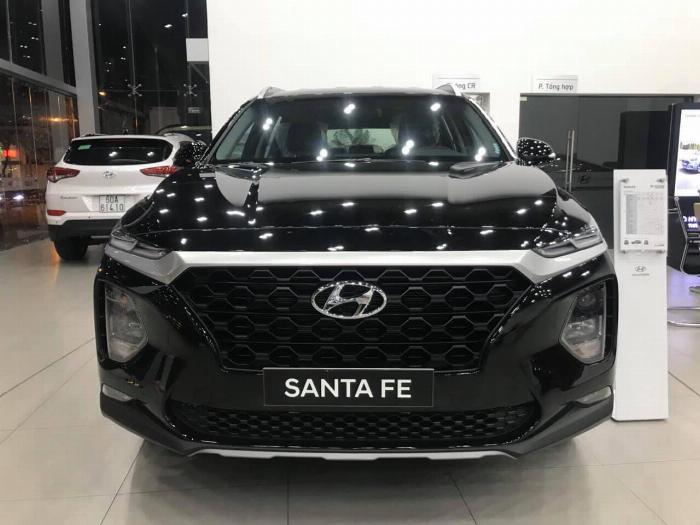 Hyundai Santafe 2020, đủ màu giao ngay 9