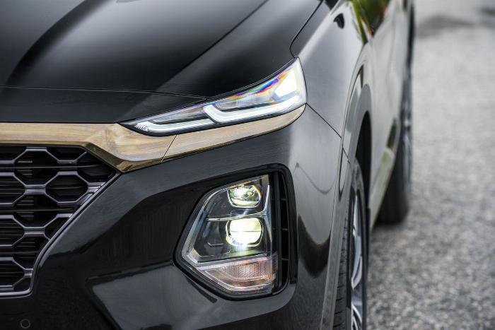 Hyundai Santafe 2020, đủ màu giao ngay 17