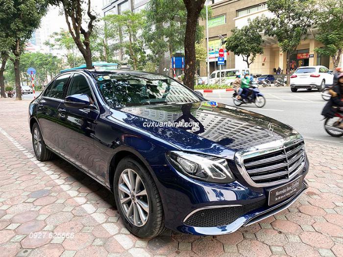 Mercedes-Benz E200 sản xuất năm 2019 Số tự động Động cơ Xăng