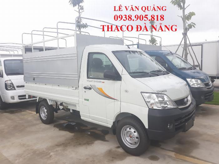 xe tải 990kg mới tại đà nẵng, có hỗ trợ mua góp. 0