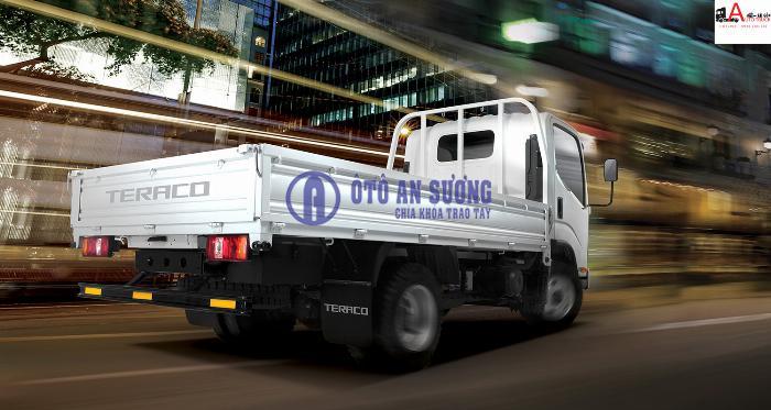 Xe tải Teraco 240L Động cơ Isuzu chuẩn Nhật Bản 8