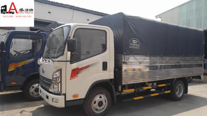 Xe tải Teraco 240L Động cơ Isuzu chuẩn Nhật Bản 1