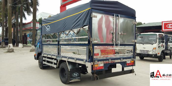 Xe tải Teraco 240L Động cơ Isuzu chuẩn Nhật Bản 4