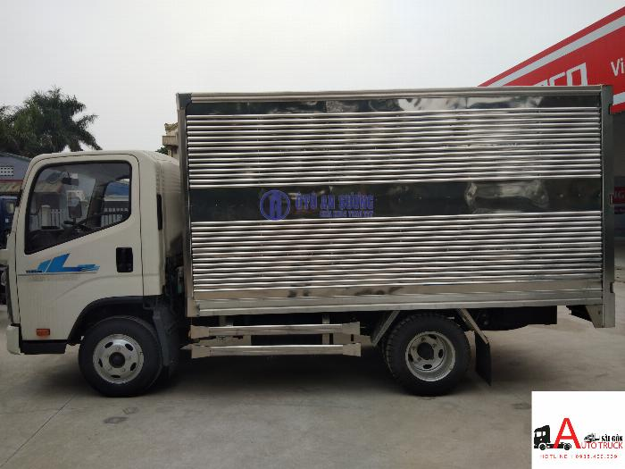 Xe tải Teraco 240L Động cơ Isuzu chuẩn Nhật Bản 7