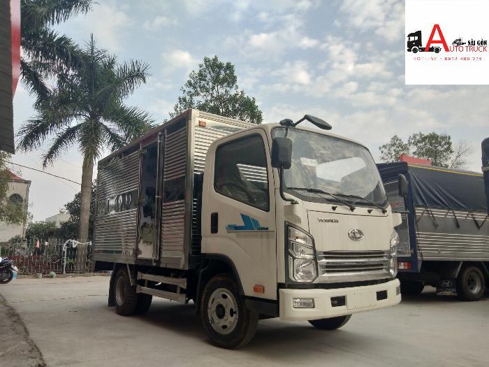 Xe tải Teraco 240L Động cơ Isuzu chuẩn Nhật Bản 5