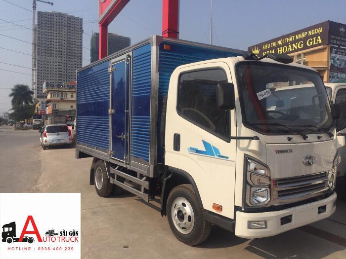 Xe tải Teraco 240L Động cơ Isuzu chuẩn Nhật Bản 3