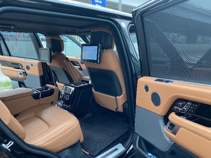 Bán LandRover Range Rover LWB P400e,đăng ký 2019, màu đen,mới 99,9%,giá cực tốt. 8