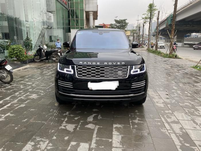 Bán LandRover Range Rover LWB P400e,đăng ký 2019, màu đen,mới 99,9%,giá cực tốt. 1