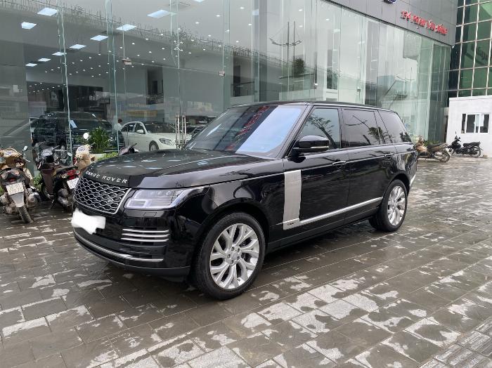 Land Rover Range Rover sản xuất năm 2019 Số tự động Động cơ Xăng